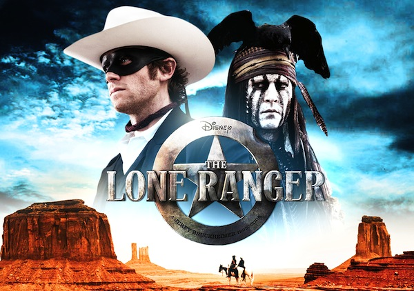 The Lone Ranger Steve Brown